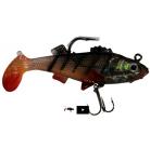 Твистер 5561 рыбка 10см оснащенная в пачке 3шт