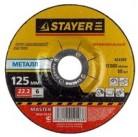 Диск шлифовальный по металлу d230x6x22.2mm