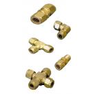 Редукционная муфта (12 сталь x 9,6 полиамидный труба) 92835 для труб InterFog