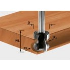 Фреза для профилирования пазов под ручки HW с хвостовиком 8 мм 491140