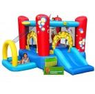Детский надувной Игровой Центр с горкой и манежем HAPPY HOP 9214