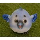 Садовая фигурка Сойка голубая, круглая BJ122226-4(Р6 С6)