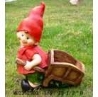 Садовая фигурка Ребенок с тележкой MG2352900(Р4 С4)