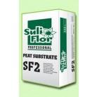 Торфяной субстрат 0-20 SF2 225л для контейнерных растений (темно-зеленая упаковка)