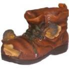Горшок Ёжик на ботинке  HA9006-3N