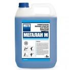 МЕГАЛАН-М 5л Универсальное моющее средство для машинной и ручной уборки помещений