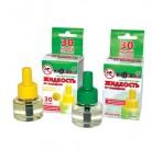 Жидкость от комаров для электрофумигатора, без запаха, 360 часов,флакон 30мл  3808