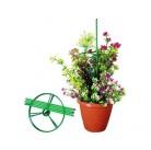 Набор для формиров. цветочных  композиций,110 см, три  кольца диам.PALISAD 69150