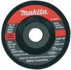 Шлифовальный диск изг. 125х6.0х22.23 по металлу A-80933 Makita
