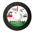 Диск отрезной по бетону Crown CTCDP0025 d230x3x22.2mm
