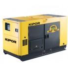 Дизельный генератор в ультратихом кожухе KDE30SS3+KPEC40050DP52A  KIPOR
