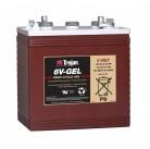 6V-GEL Необслуживаемая тяговая батарея
