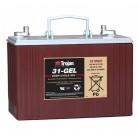 31-GEL Необслуживаемая тяговая батарея