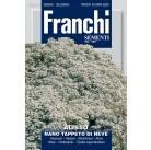 Алиссум белый Nano Tappeto Di Neve (1 гр)  DBF301/2   Franchi Sementi