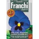 Анютины глазки Gigante Svizzera Blu, синии (0,5 гр) VXF355/10   Franchi Sementi