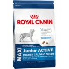 Сухой корм Royal Canin Maxi Junior Active 4kg