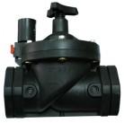 Клапан шаровый электромагнитный PGV-201-B   HUNTER (США)