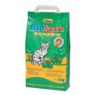 BIOKAT'S FRESH 5KG Наполнитель с луговыми травами