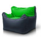 Кресло Boss серый зеленый