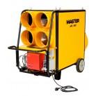 Жидкотопливный нагреватель с отводом отработанных газов BV 470 FS Master