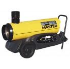 Жидкотопливный нагреватель с отводом отработанных газов BV 77E Master