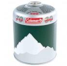 Картридж газовый Coleman C500 (резьбового типа, вес 445г.,30%пропан+70%бутан, работает до -25 градус