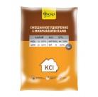 Удобрение минеральное Калий Хлористый с микроэлементами 1 кг Фаско