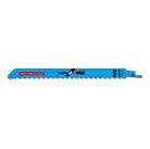 Пилки для сабельной пилы  228X206X18X1X1mm Crown CTSSP0002