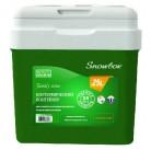 Контейнер изотермический Snowbox 25 L,зелёный, 381827