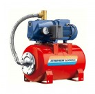 Гидрофор с цилиндрической емкостью технополимер раб. колесо Pedrollo 4CRm 80 - 24CL