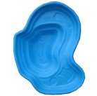 Пруд синий 200*125*50 см (440л)