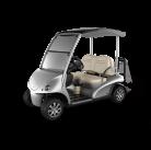 Машинка для гольфа Garia 2+2