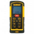 DeWalt, DW03101, Лазерный дальномер, 100м, ударопрочный, водонепроницаемый, метрическая/дюймовая сис