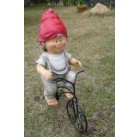 Садовая фигурка Ребенок на велосипеде MG2514711 (Р4 С4)
