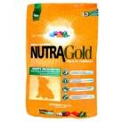 Сухой корм для взрослых собак мелких пород до 12 кг Nutra Gold Holistic Formula Indoor Adult Dog Mic
