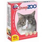 Доктор  ZOO  для кошек со вкусом ветчины