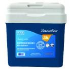 Контейнер изотермический Snowbox 25 L, синий, 381827