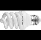 """Энергосберегающая лампа СВЕТОЗАР """"ЭКОНОМ"""" спираль,цоколь E27(стандарт),Т3,яркий белый свет(4000 К), (44354-25_z01)"""