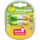 Аккумулятор GP180 AAHCRA-2UEC2 блистер 2 шт/10/100/