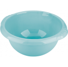 Таз пластмассовый круглый 10,5л, голубой ТМ Elfe light  92980