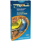 Е072  Триолл- Криспи корм для молодых попугаев