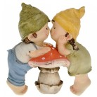 Садовая фигурка Детки с грибом MG2388810 (5)  GS