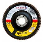 5212307 шлифовальные диски G AZ K80 125x22,23 Dronco