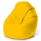 Груша  желтая кожзам