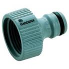 Штуцер резьбовой 26,5 мм (G3/4), в упаковке Gardena 02901-29.000.00