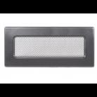 Решетка вентиляционная серебристо-черная, графитовая Dospel 11х32; 11х42