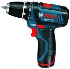 Акк.шуруповерт Li-Ion Bosch GSR 10.8-2-LI 0601868102