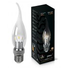 Лампа Gauss LED CanTai Crycl 3W E2727(104202103)