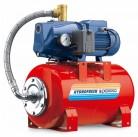 Гидрофор с цилиндрической емкостью латун. раб. колесо Pedrollo JSWm/12M - 50CL