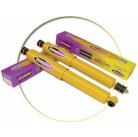 DOBINSON Амортизатор задний для лифта 0-75мм  GS59-703